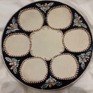Antique (OYSTER?)Plate-1 hour FLASH SALE